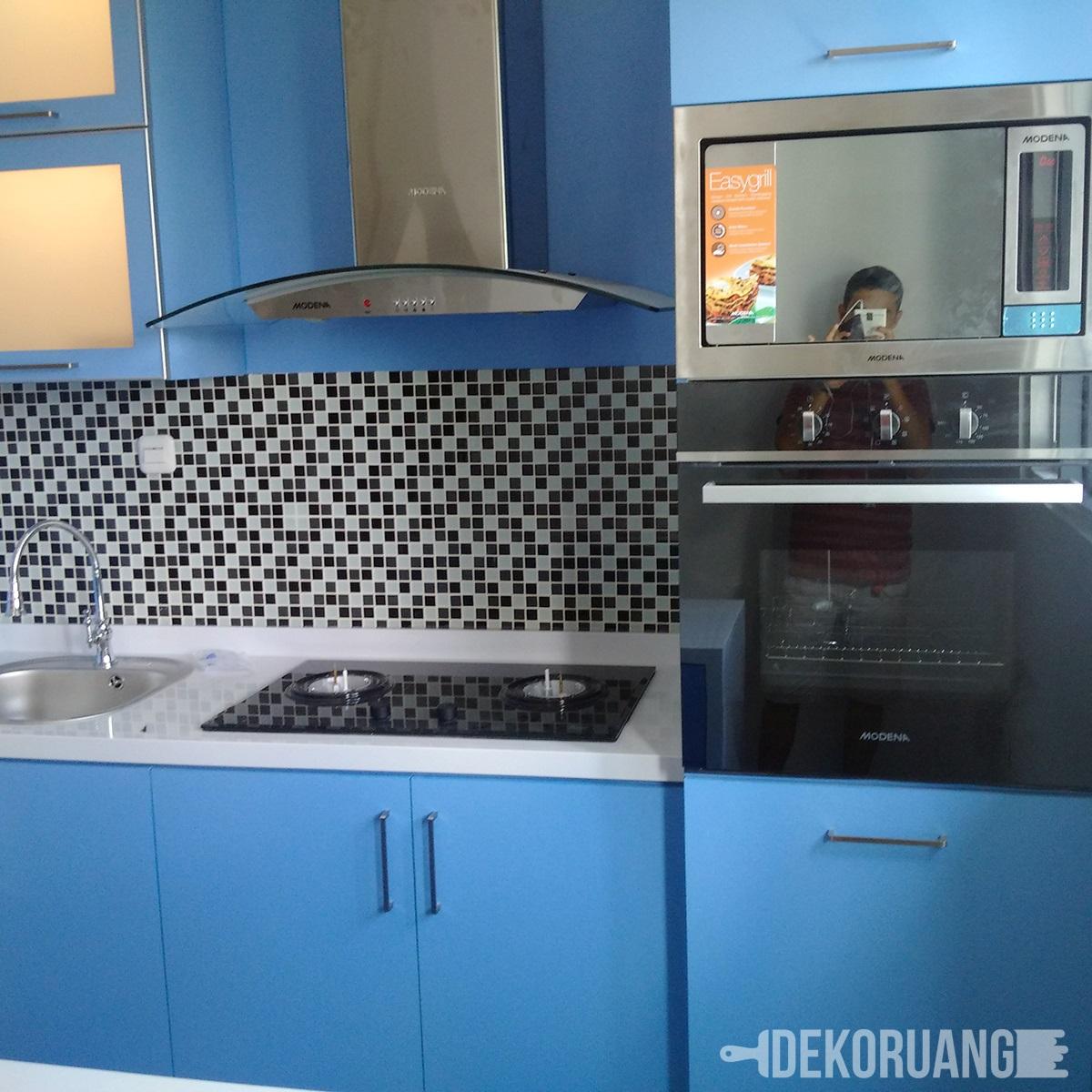 10 Desain Kitchen Set Minimalis Paling Cocok Untuk Rumah Anda