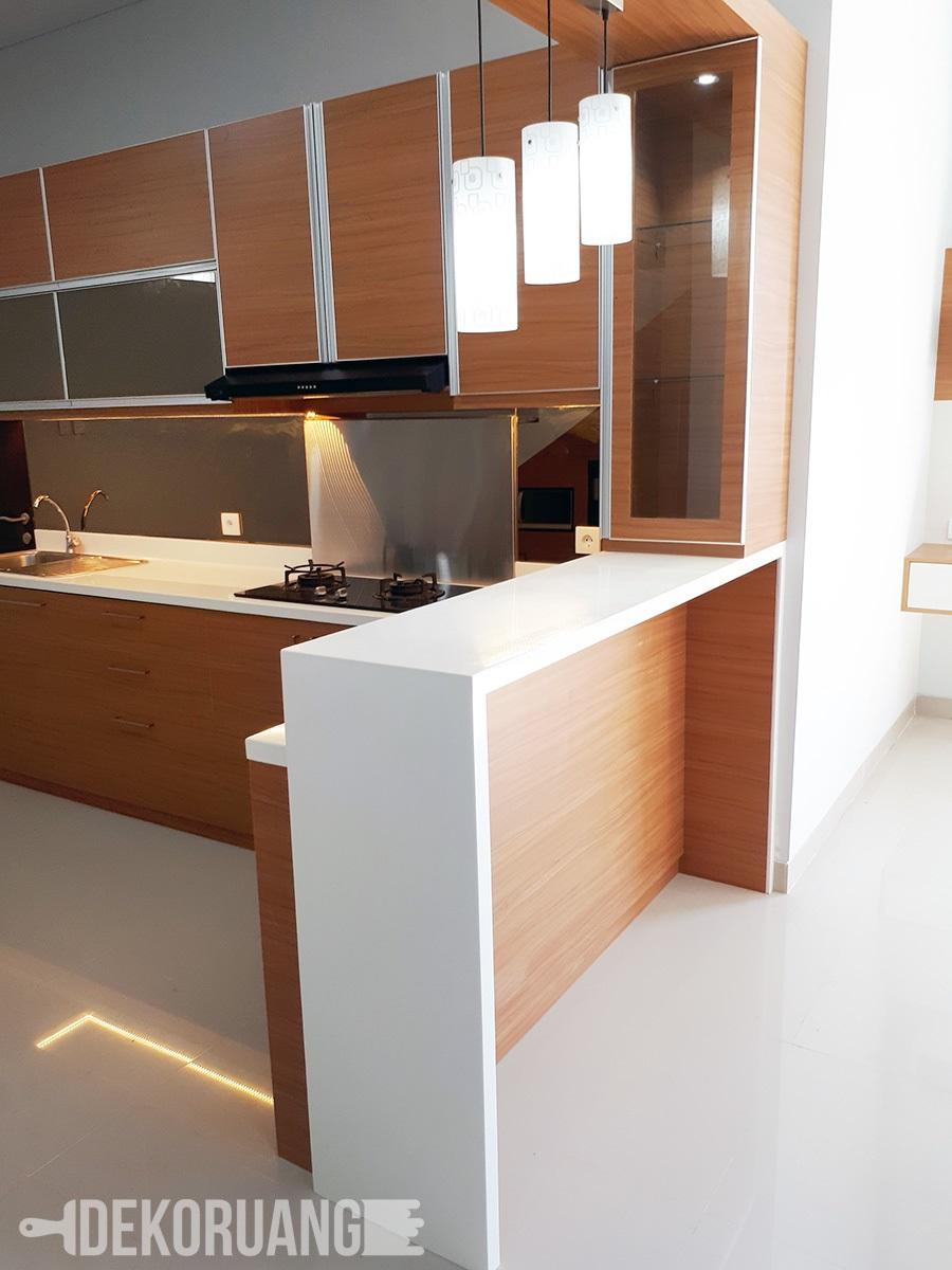 9 Desain Kitchen Set Minimalis Paling Cocok Untuk Rumah Anda ...