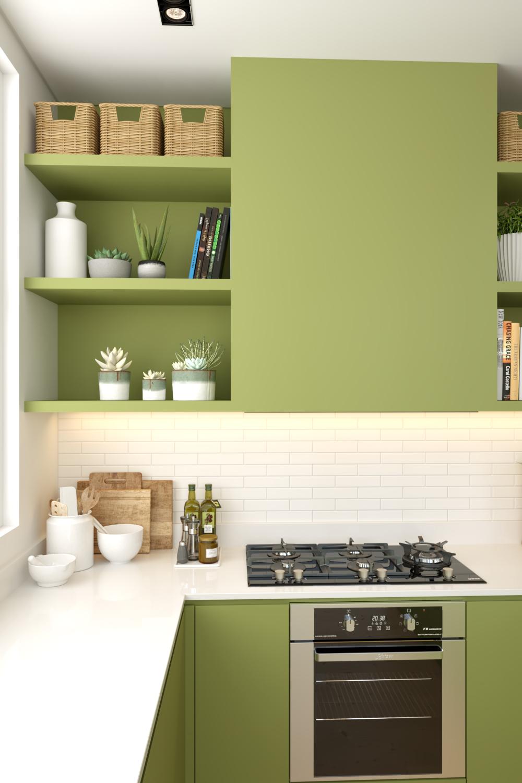 10 Desain Kitchen Set Minimalis Paling Cocok Untuk Rumah Anda Dekoruang Com